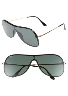 Ray-Ban Highstreet 38mm Shield Sunglasses
