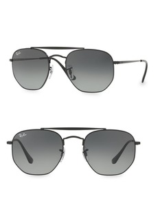 Ray-Ban 54MM Iconic Aviator Sunglasses