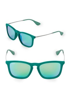 Ray-Ban Keyhole Youngster Square Sunglasses