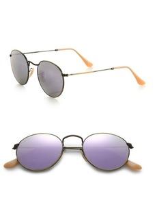 Legends Round Metal Sunglasses
