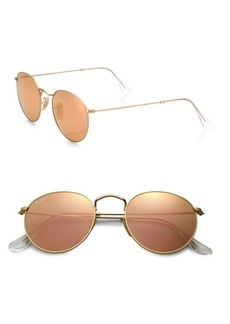 Ray-Ban Legends Round Metal Sunglasses