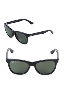 Ray-Ban 54MM Polarized Wayfarer Sunglasses