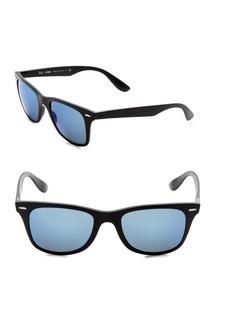 Ray-Ban Matte Wayfarer Sunglasses