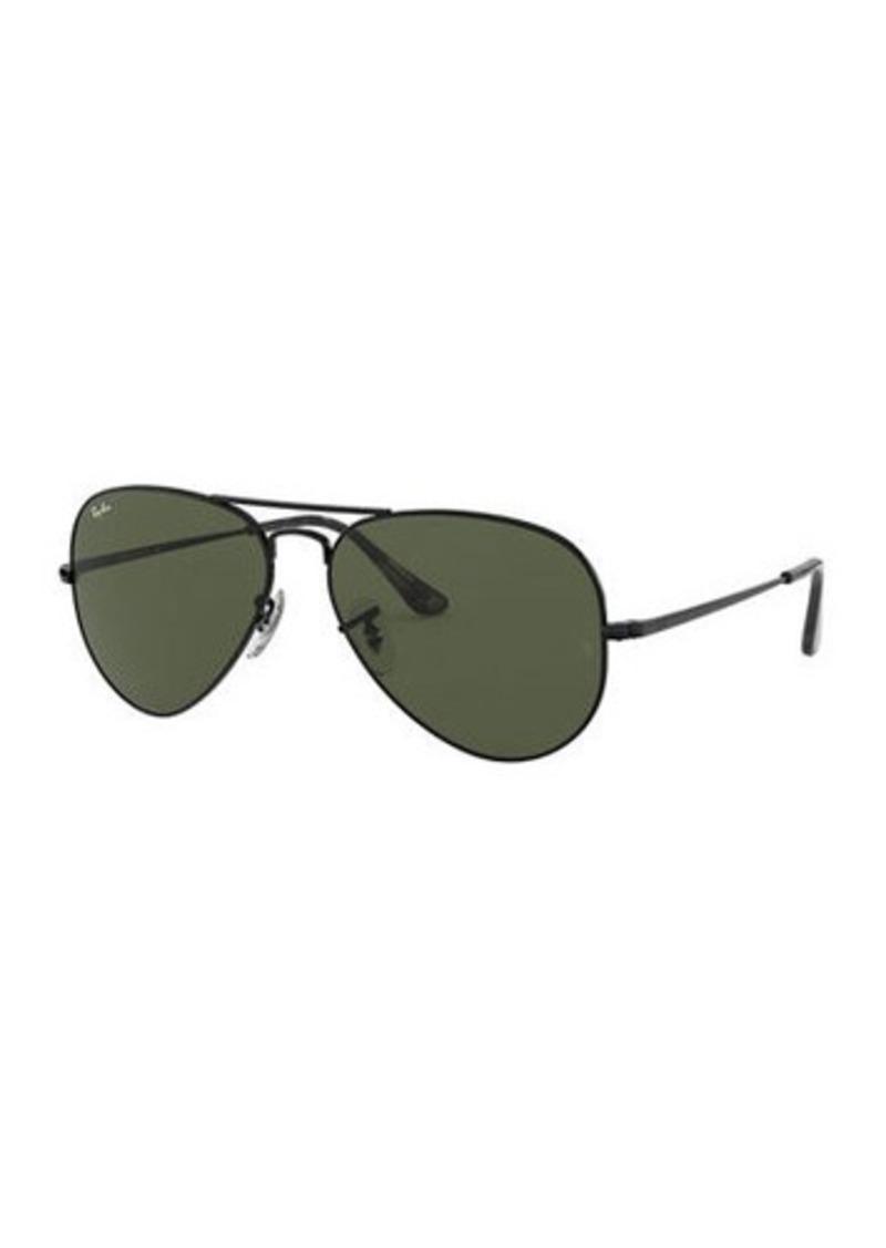Ray-Ban Men's Evolve Metal Aviator Sunglasses