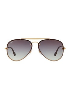 Ray-Ban Men's RB3584N Aviator Sunglasses