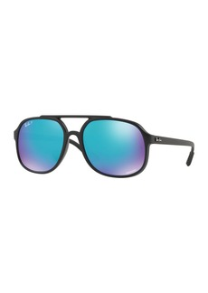 Ray-Ban Men's RB4312 Aviator Propionate Sunglasses