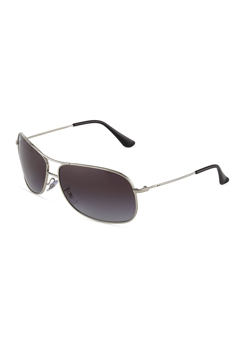 Ray-Ban Metal Aviator Sunglasses