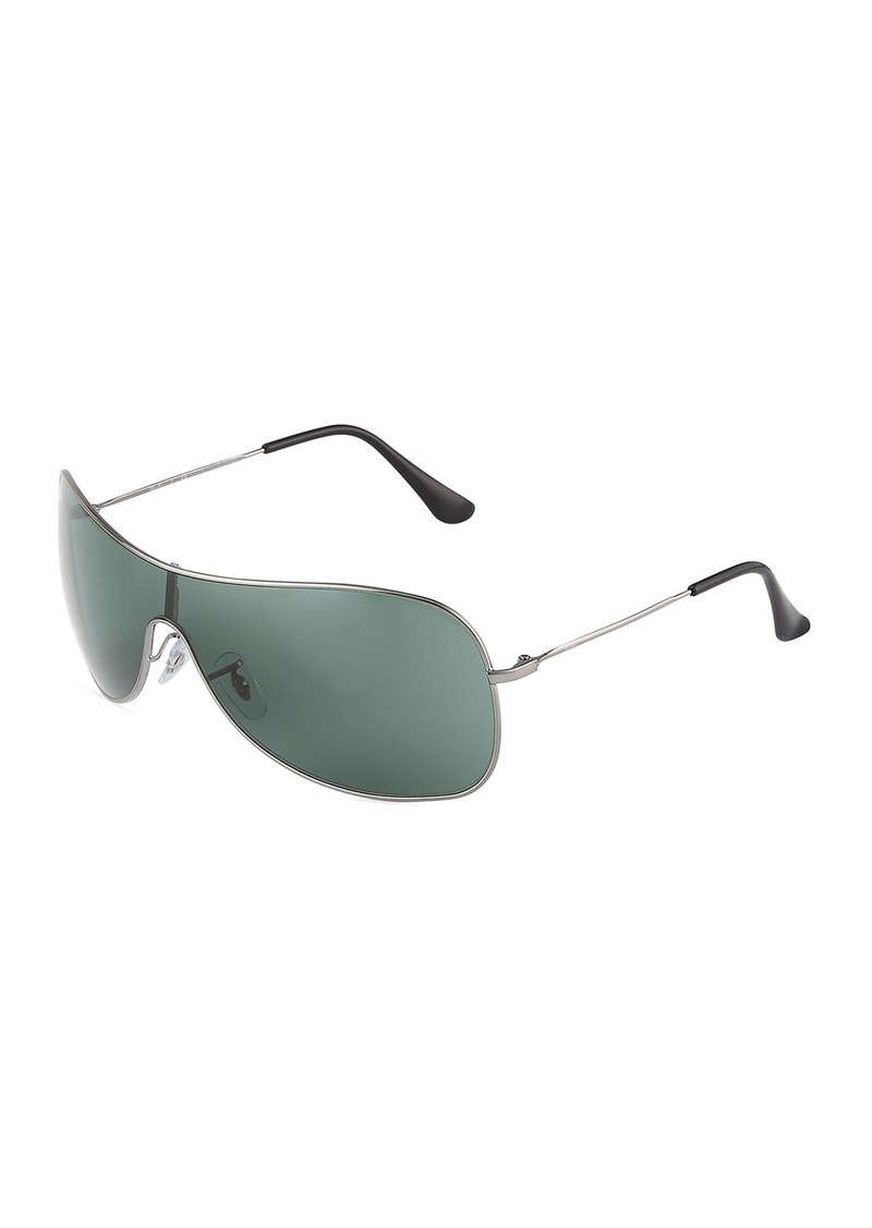Ray-Ban Metal Shield Sunglasses