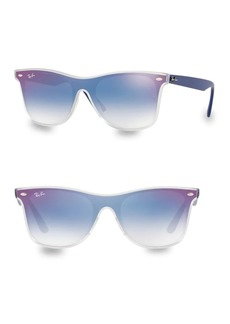 Ray-Ban Mirrored Wayfarers