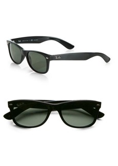 Ray-Ban New Wayfarer Square Polar Sunglasses