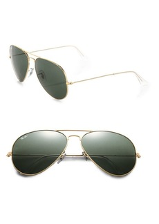 Ray-Ban Original 62MM Aviator Sunglasses