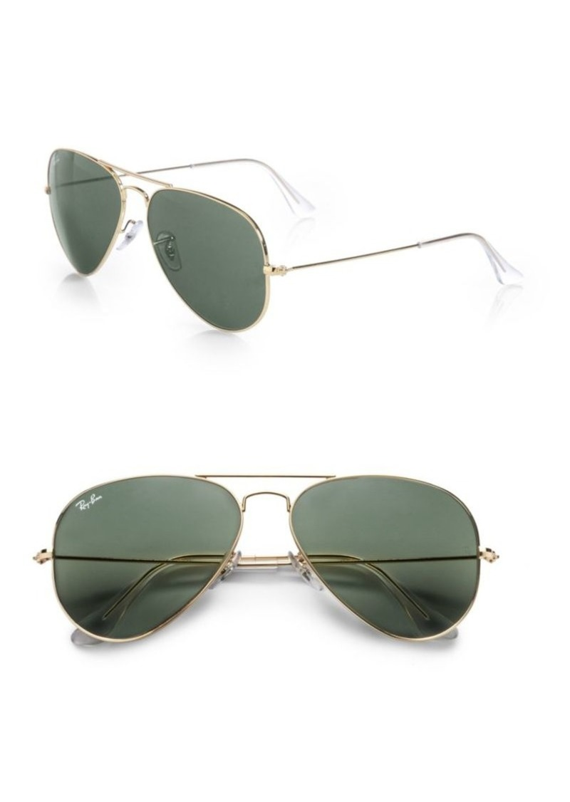 Ray-Ban RB3025 58MM Original Aviator Sunglasses