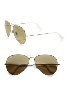 Ray-Ban Original Metal Aviator Sunglasses