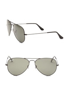 Ray-Ban Original Polarized Aviator Sunglasses