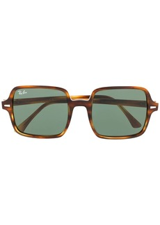 Ray-Ban oversized square frame sunglasses