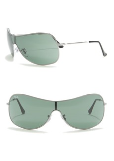 Ray-Ban 132mm Shield Sunglasses