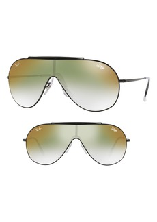 Ray-Ban 133mm Shield Sunglasses