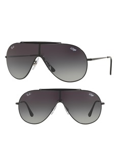 Ray-Ban 133mm Shield Sunglasses
