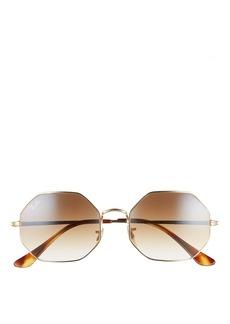 Ray-Ban 1972 54mm Gradient Octagon Sunglasses