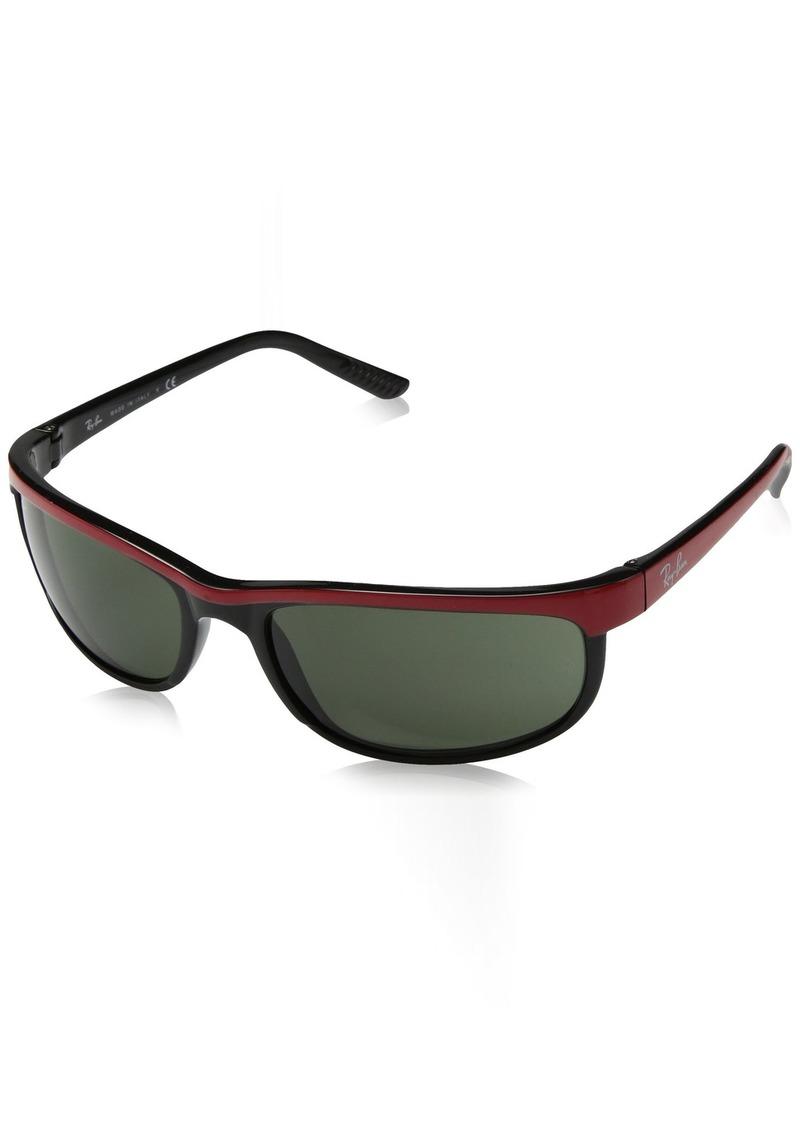 Ray-Ban 2027 Predator 2 Sunglasses Non-Polarized  62 mm