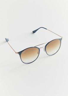 Ray-Ban 3546 Double Bridge Round Sunglasses