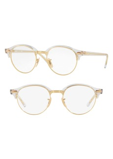 Ray-Ban 4246V 49mm Optical Glasses