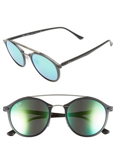 Ray-Ban Tech 49mm Aviator Sunglasses