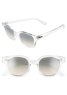 Ray-Ban 50mm Cat Eye Sunglasses