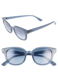 Ray-Ban 50mm Cat Eye Sunglasses