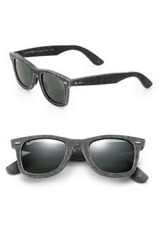 Ray-Ban 50MM Denim Wayfarer Sunglasses