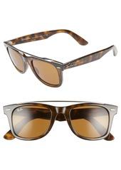 Ray-Ban 50mm Wayfarer Sunglasses