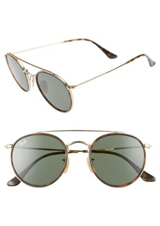 Ray-Ban 51mm Aviator Sunglasses