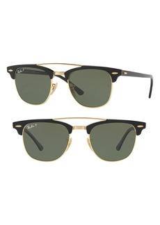 Ray-Ban 51mm Gradient Mirrored Sunglasses