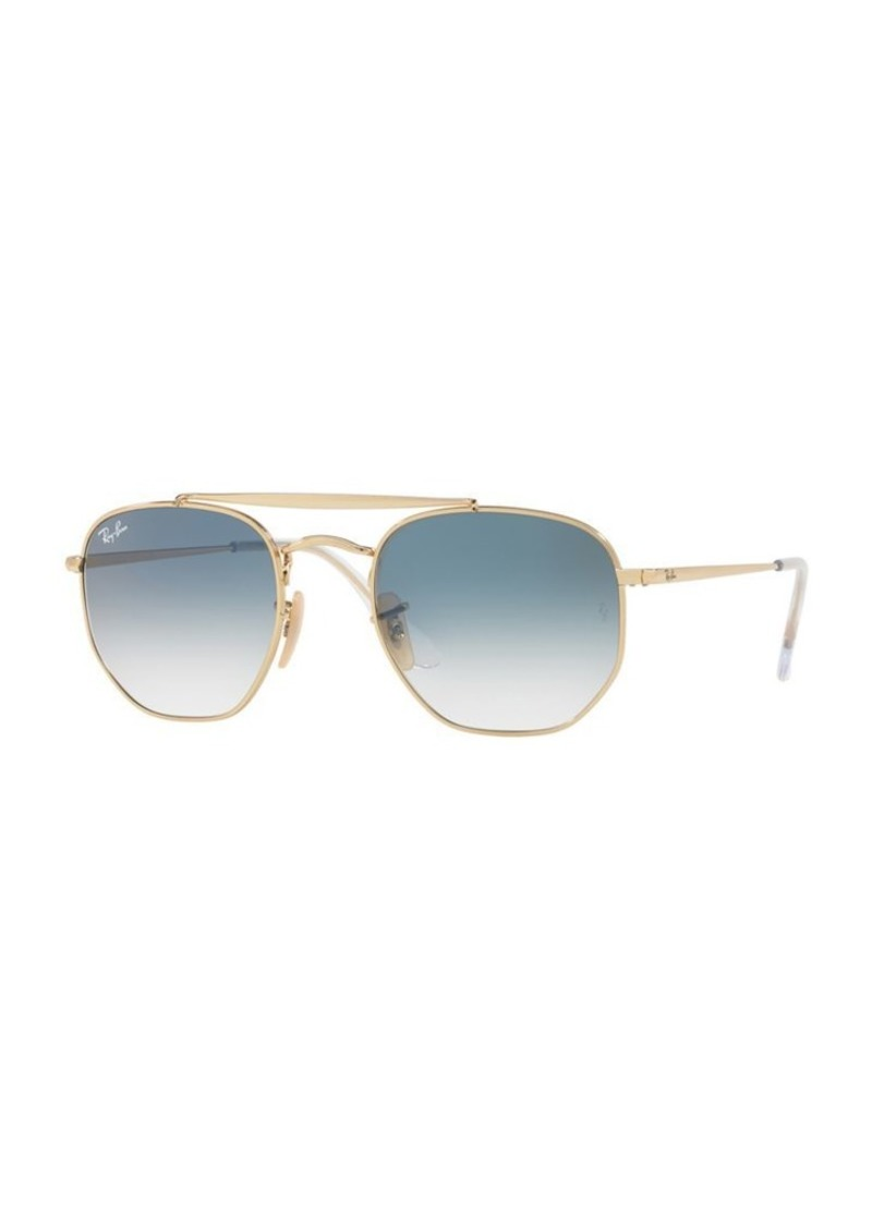 Ray-Ban 51MM Square Sunglasses