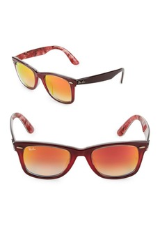 Ray-Ban 52MM Wayfarer Sunglasses