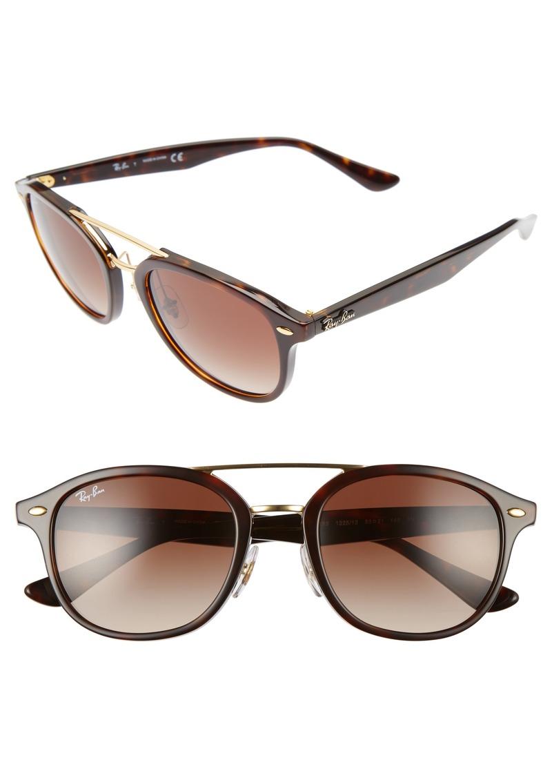 Ray-Ban 53mm Aviator Sunglasses