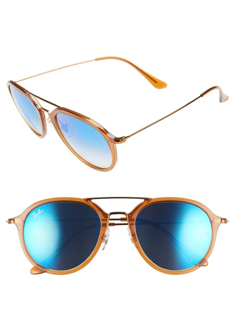 Ray-Ban 53mm Aviator Sunglasses