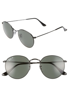 Ray-Ban 53mm Evolve Photochromic Round Sunglasses