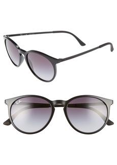 Ray-Ban 53mm Gradient Lens Retro Sunglasses