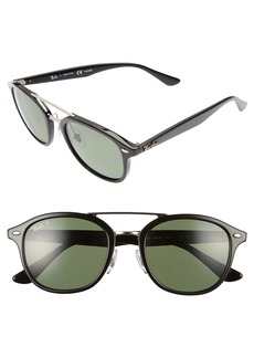 Ray-Ban 53mm Polarized Sunglasses