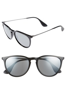 Ray-Ban 54mm Mirrored Sunglasses (Nordstrom Exclusive)