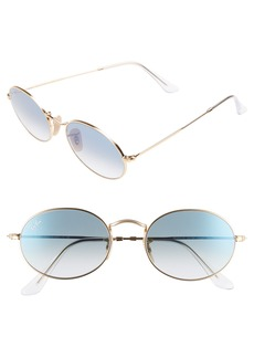 Ray-Ban 54mm Oval Sunglasses