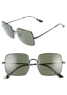Ray-Ban 54mm Square Sunglasses