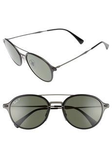 Ray-Ban 55mm Aviator Sunglasses