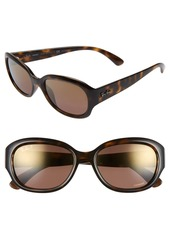 Ray-Ban 55mm Chromance Polarized Sunglasses