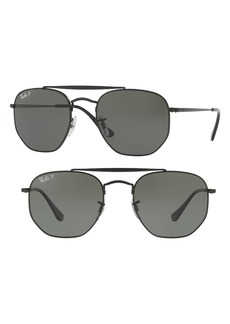 Ray-Ban 55mm Geometric Sunglasses