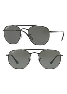Ray-Ban 55mm Geometric Sunglasses