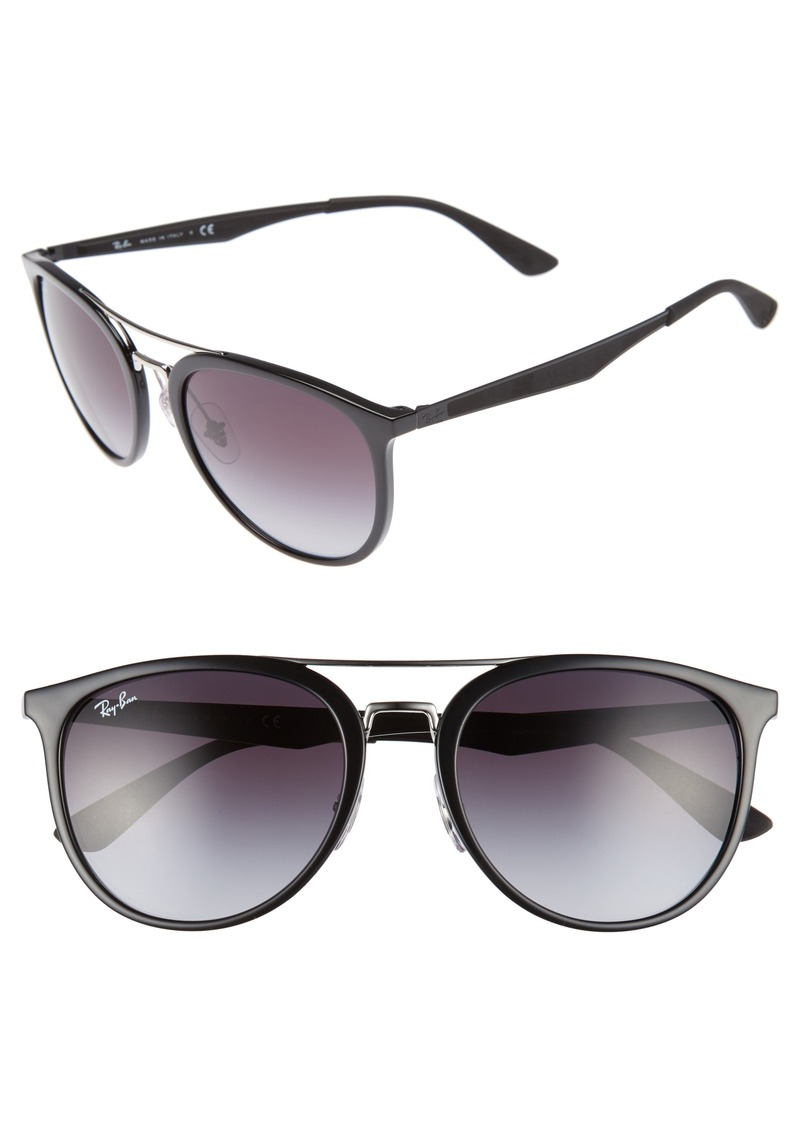 Ray-Ban 55mm Gradient Lens Sunglasses