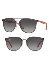 Ray-Ban 55mm Gradient Lens Sunglasses