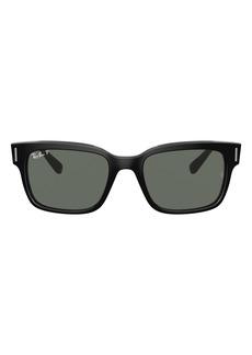 Ray-Ban 55mm Polarized Wayfarer Sunglasses
